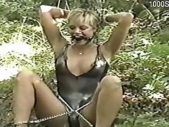 Horny slut thraldom squirt