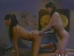 lesbisk brunette latina leketøy