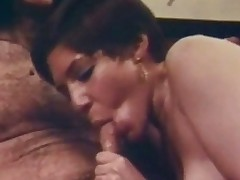 blowjob brunette milf cougar
