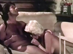 blowjob blonde retro vintage