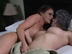 Lesbian sluts in various actions