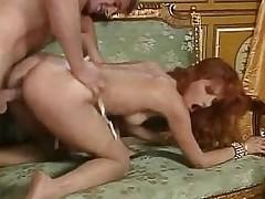 rødhårete sædsprut anal fitte
