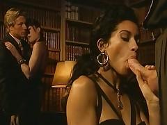 italiensk tysk trekant pornostjerne