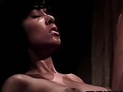 brunette handjob pornostjerne vintage