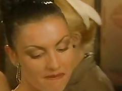 Laura Angel and Linda Lingua (Arsenio Lupin) 1
