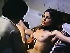 blowjob brunette bdsm vintage