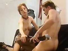 Fisting And Fucking 3some Classic