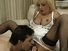 Smutty Blonde Getting Fisted