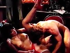 Erotic retro honey Sensuous seduction