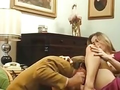 French babe fucked in a sexy spunk flow vintage movie