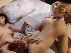 lesbisk store pupper trekant vintage