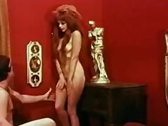 rødhårete par blowjob hårete