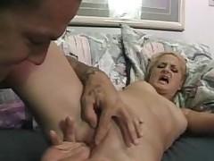 våt sædsprut anal fitte