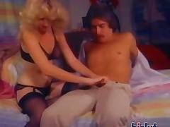 hardcore blonde creampie lingerie