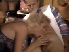 zaad blondine pornoster klassiek