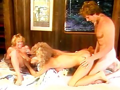 Party entertainment of Sleaze blonde