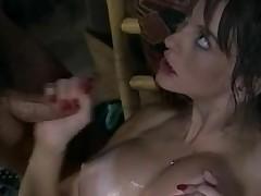 Krista - Classic Breasty Babe