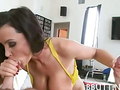 ass hardcore blowjob brunette