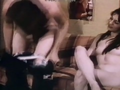blowjob oral ansikt knullet retro