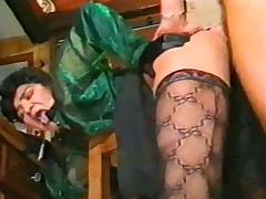 Anal Fever 1990 Lesbians , Anal ,Strapon , DP, Nylons