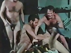 gangbang gruppe vintage