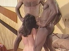 interracial trekant vintage