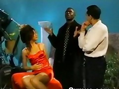 Black Gal Tits Sucked And Booty Licked