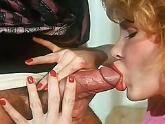 rødhårete fitte blowjob blonde