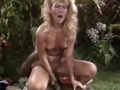 hardcore blonde interracial vintage