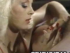 blowjob blonde deepthroat oral