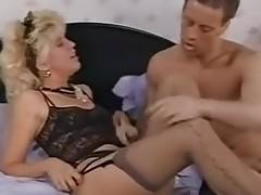 blowjob blonde milf pornostjerne
