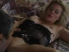 par barbert blonde milf