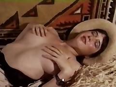 Vintage Porn 1970s - Hirsute Teen Cowgirl Has Sex