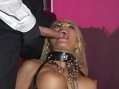 Anna Nova and Jasmin Lynn in a hot kinky fetish action