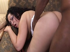 blowjob bbw brunette store pupper